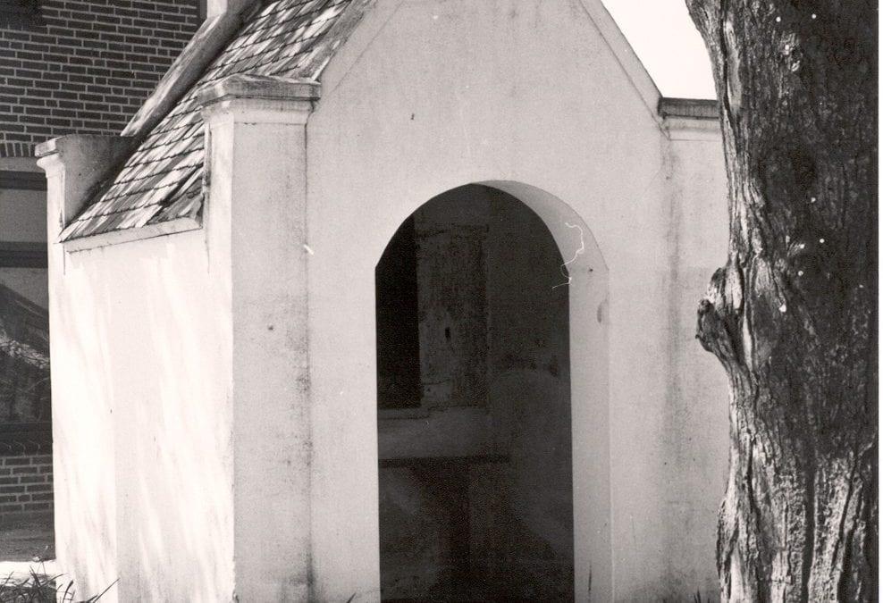 31 H.-Mariakapel, Horsterweg, Leunen