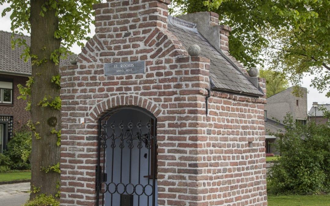 46 H.-Rochus en Luciakapel, Langstraat, Venray
