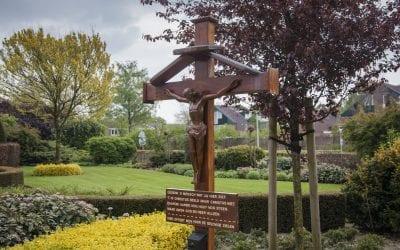 Met ziel en zaligheid kruisen en kapellen behouden in Limburg