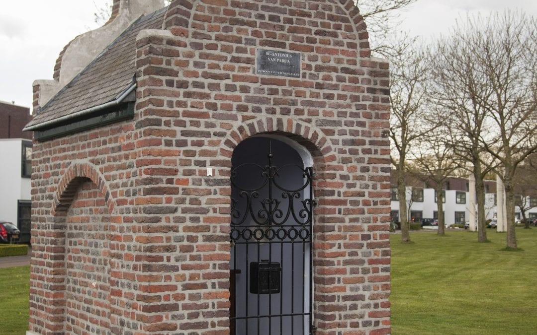 54 St. Antonius van Paduakapel, Stationsweg, Venray
