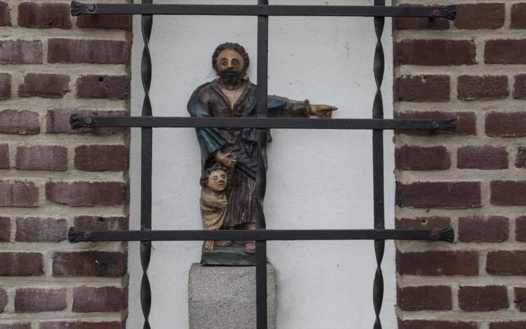 57 St.Josefmuurnis, Loobeek Smakterweg, Smakt