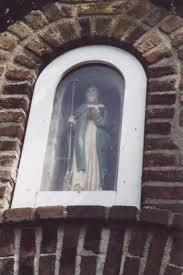62 St.Antoniusabt muurnis, Kerkpad, Venray