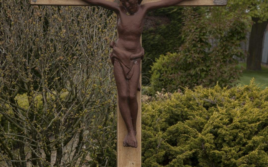 69 Kruis, Brienshoekweg, Leunen